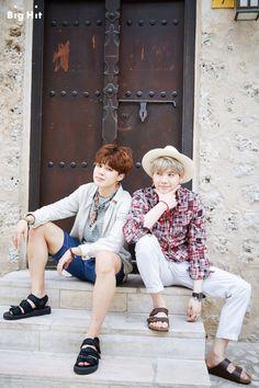 BTS Jimin & Suga