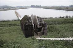 rietveld landscape/ atelier de lyon: bunker 599