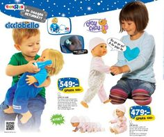 gender neutral toy advertisements from Sweden- exactly how it should be