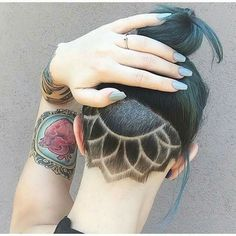 Best lotus undercut I've seen.