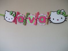 Hello Kitty - cute for girls room