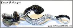 Kranz & Ziegler Druzy Ring, Snake, Rings, Beauty, Jewelry, Crown Cake, Jewlery, Bijoux, Schmuck