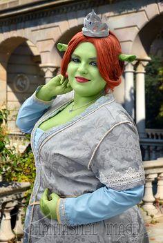 Fiona (Shrek) by Naitachial.deviantart.com on @DeviantArt