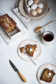 Local Milk | banana buttermilk bread | the violet bakery cookbook