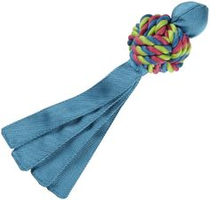 KONG Wubba Weave Dog Toy - Blue - Small -- Hurry! Check out this great product : Kong dog toys