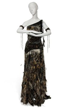 Pochahontas by Roberto Cavalli, Disney Princesses Dress #robertocavalli #pocahontas #disney