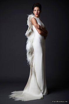 Haute Couture Fall 2014 Krikor Jabotian