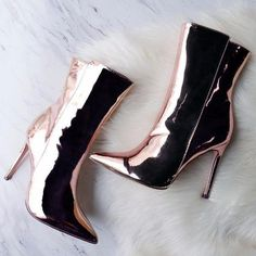 Metallic Boots for women Heeled Boots, Bootie Boots, Shoe Boots, Ankle Boots, Shoes Heels, Bootie Heels, Dress Boots, Shoes Sneakers, High Boots