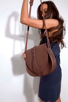Perfect Size....and Strap to Shoulder Ratio.....
