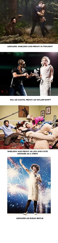 Big bang theory is awesome