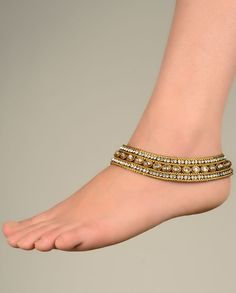 Set of 2: The Manyata Payal - Exclusively In