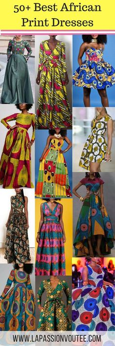 50+ best African print dresses | Looking for the best & latest African print dresses? From ankara Dutch wax, Kente, to Kitenge and Dashiki. All your favorite styles in one place (+find out where to get them). Click to see all! Ankara | Dutch wax | Kente |