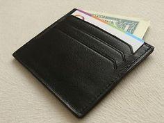 9 best ultra slim thin wallet men credit card holder business black ultra slim thin wallet men credit card holder business black leather turkey mini colourmoves