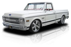 1969 Chevrolet - 12 Year Frame Off Restoration with a 350 pushing 400 HP Chevy Pickup Trucks, Lifted Ford Trucks, Gm Trucks, Chevrolet Trucks, Toyota Trucks, Vintage Pickup Trucks, Classic Pickup Trucks, Chevy Stepside, Chevy Pickups