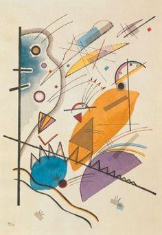 Aquarell Nr. 59 (1923) Wassily Kandinsky