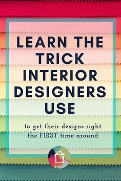 Ever wonder how interior designers create their designs and decide what pieces work best together? This 12-minute video tutorial will show you exactly how to make your own mood boards, online, for free! It's the best way to create a cohesive design before you start shopping. It saves you time and money!