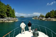 Treat yourself to an unforgettable west coast adventure and hop aboard our luxurious 53 foot motor yacht for a relaxing wildlife cruise Motor Yacht, Vancouver Island, Archipelago, West Coast, Tourism, Scenery, Wildlife, Cruises, Canada