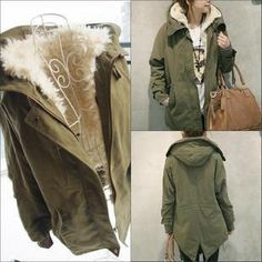 Free shipping 2012 winter women's fur jacket detachable lining Very warm Snow Wear#n9 1-in Down & Parkas from Apparel & Accessories on Aliexpress.com