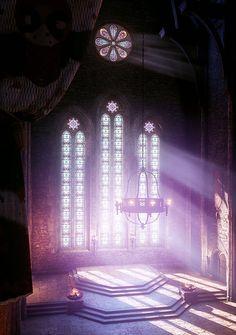 Dragon Age - Skyhold