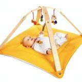 Iglu Baby Gym: Il Leccio Wooden Toys - 20 wooden baby gyms