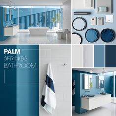 Palm Springs BathroomFeaturing These Products: