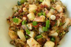 Spring potato salad from an Aussie blog!