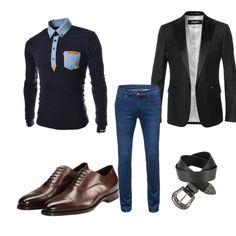 OneOutfitPerDay 2016-01-07 Men - #ootd #outfit #fashion #oneoutfitperday…