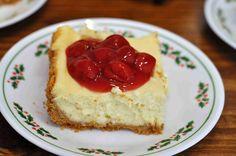 Cheese Cake In A 13x9 Cake Pan And It S Sooooo Good