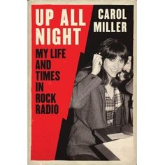 CAROLL MILLER Iconic NY DJ has a new memoir out in August