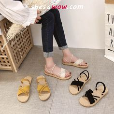 Casual Shoes, Espadrilles, Fashion Inspiration, High Heels, Slippers, Footwear, Ootd, Flats, Woman