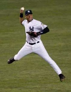 Derek Jeter's athleticism at short stop will be missed next year once he retires.