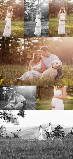 what to wear Maternity portrait Session by mayra