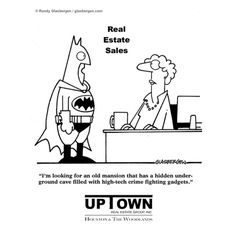 #realestate #jokes #humor #cartoon #realtorjoke