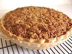 freezer apple pie