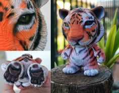 Custom-Feature: Tiger Munny by Mone86