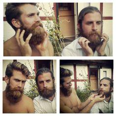 beardsftw:  linabjork:  A study of male friendship.