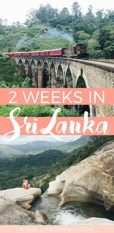 How to spend a wonderful 2 weeks in Sri Lanka! A jam-packed nature filled sample… How to spend a wonderful 2 weeks in Sri Lanka! A jam-packed nature filled sample itinerary for your next trip at life of brit! Travel Advice, Travel Guides, Travel Tips, Travel Goals, Travel Hacks, Sri Lanka Itinerary, Sri Lanka Holidays, Man 2, India