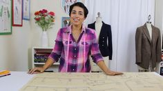 Tackle your paper pattern like a pro with this lesson from seamstress Mimi G! Learn a few tips that will drastically improve the fit of your DIY blazer.