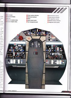 Screen Accurate Millennium Falcon Cockpit (CG Model) - Page 23