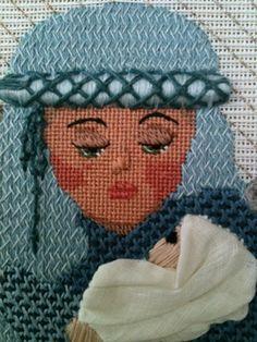 steph's stitching: Nativity Set Day
