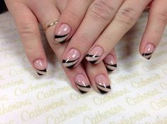 Exactly what is a Manicure? Crazy Nail Designs, Gel Nail Designs, French Acrylic Nails, French Tip Nails, Fabulous Nails, Gorgeous Nails, Romantic Nails, Short Gel Nails, Glamour Nails