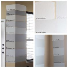 Thank you for all the ❤️️ on yesterday's announcement. I'm still pinching myself! On another note. this is happening. Hallway Paint Colors, Grey Paint Colors, Paint Colors For Home, House Colors, Gray Paint, Chalk Paint, Sw Repose Gray, Agreeable Gray, Bm Revere Pewter