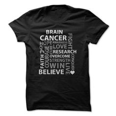Brain Cancer - #shirt details #sweatshirt girl. BUY IT => https://www.sunfrog.com/LifeStyle/Brain-Cancer-68563511-Guys.html?68278