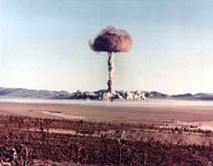 30 October 1951, Nevada Test Site