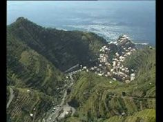 Bird's eye view of Cinque Terre from the Cinque Terre National Park official website