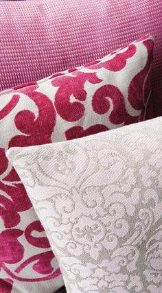 modern upholstery fabric by Maxwell Fabrics Industrial Shower Doors, Modern Upholstery Fabric, Mission Chair, Bed Pillows, Cushions, Flat Ideas, Vinyl Fabric, New Home Designs, Fabulous Fabrics