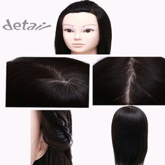 Fabulous Details About 21 Cosmetology Mannequin Head Hairdressing Training Short Hairstyles Gunalazisus