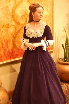 The Fashionable Past: A Late 1860s Dress Inspired by Princess Alexandra ...