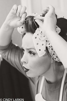 Retro Housewife~Vintage Style Photo Collection