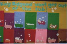 Mrs. Goff's Pre-K Tales: King Bidgood's in the Bathtub and He Won't Get Out!
